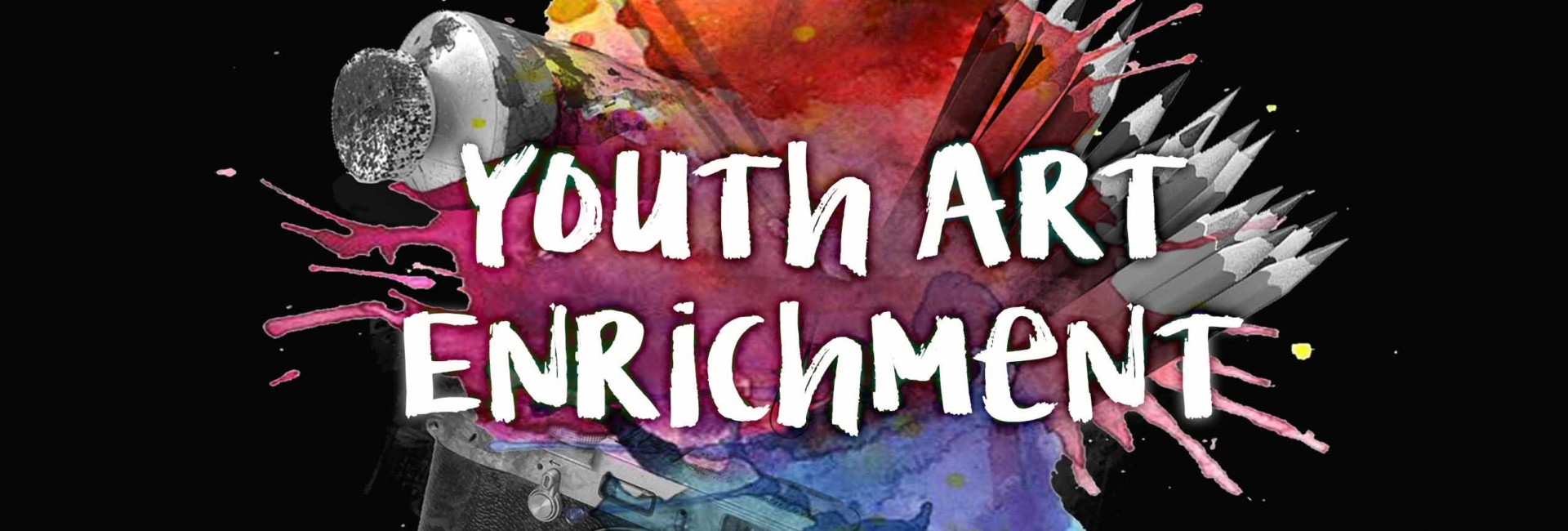 Youth Art Enrichment! March 19-22, 2018